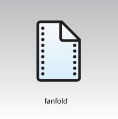 Fanfold